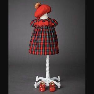 Janie and Jack Dresses - Janie & Jack Tartan Plaid Bow Dress
